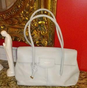 0225 Radley London Pebble Leather Shoulder Bag